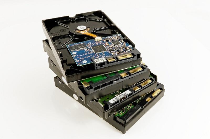 Récupérer des données sur disque externe